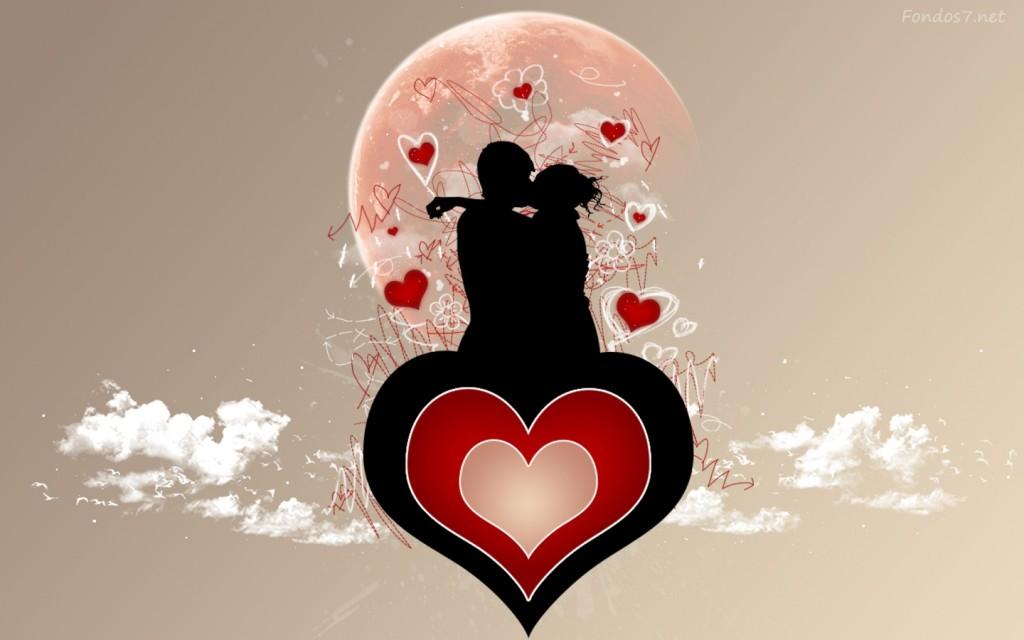 Fondos del día de los enamorados