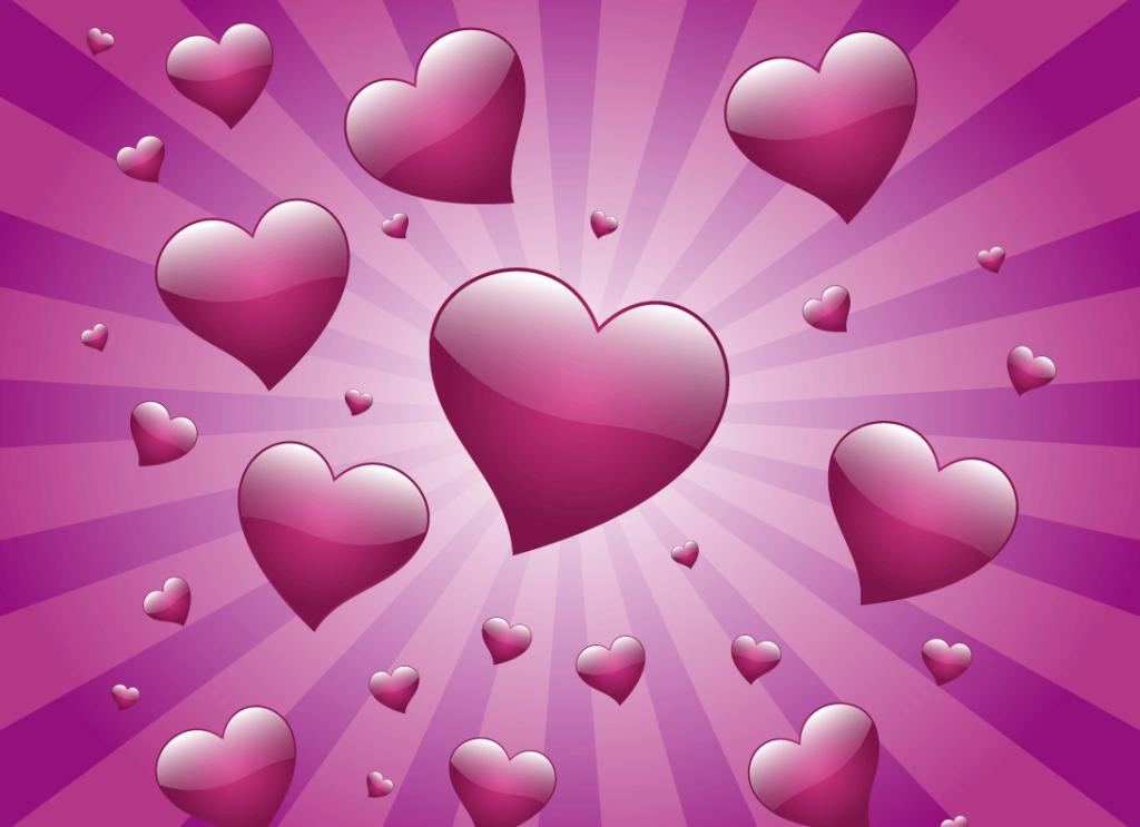 Fondos para fotos del día de los enamorados