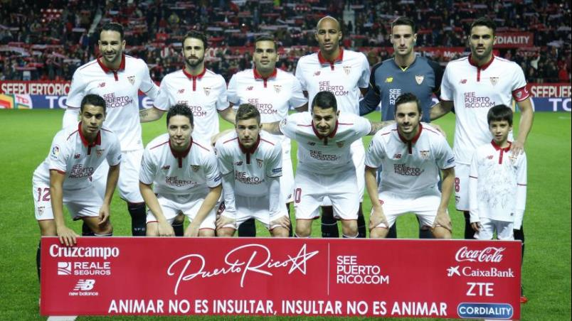 Fotos del Sevilla FC 2017