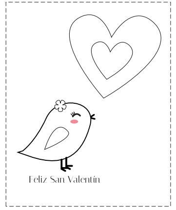 imagenes de san valentin para dibujar faciles