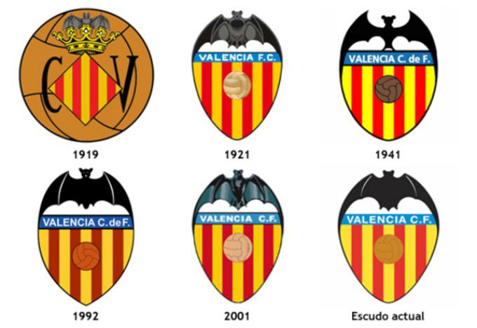imagenes del escudo del valencia c.f