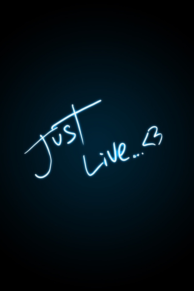 Just-Live-640x960