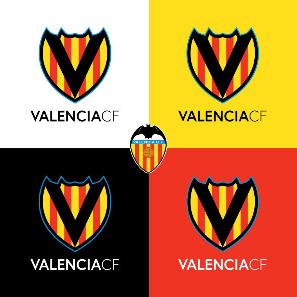 logo de valencia c.f gratis