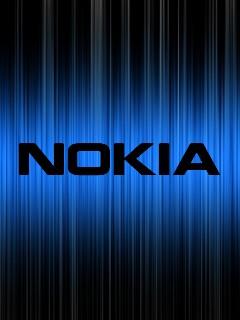 Wallpaper Azul Nokia