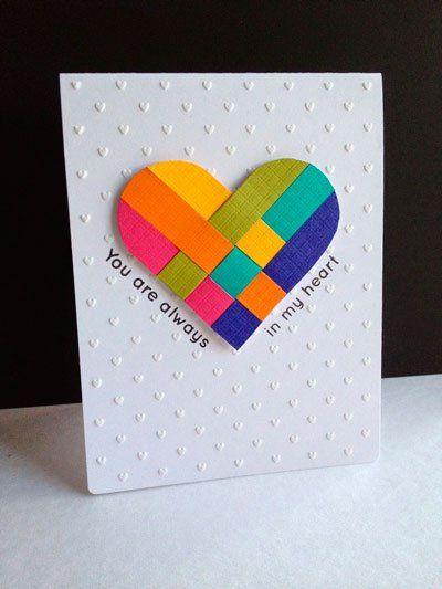 tarjetas de san valentin manualidades youtube