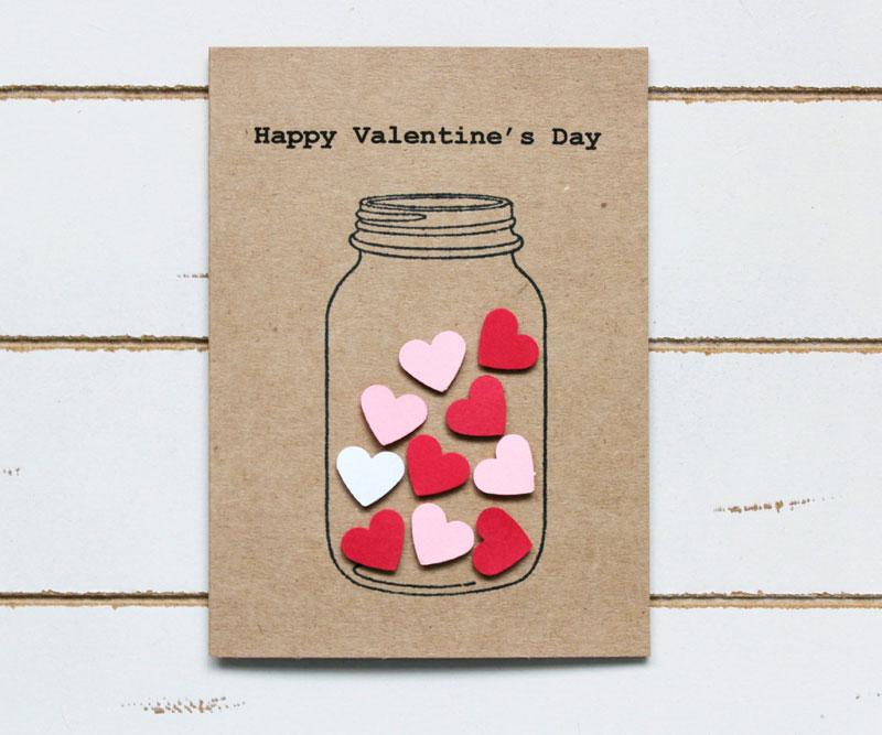 tarjetas de san valentin manualidades faciles