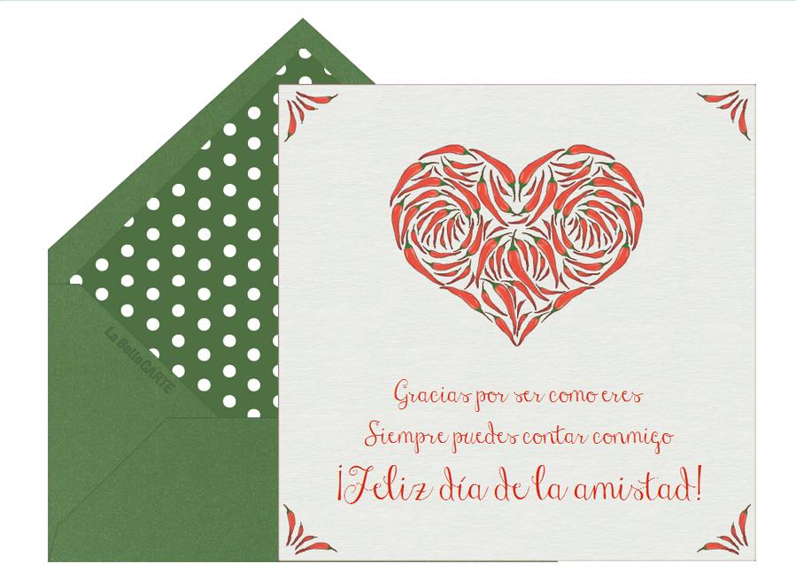 tarjetas de san valentin para amigos en facebook