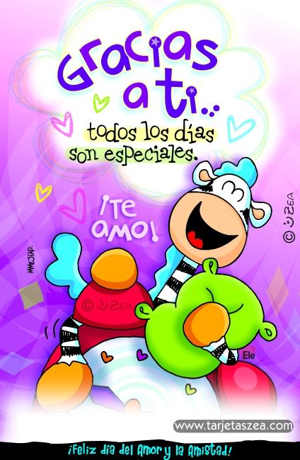 tarjetas del dia del amor y la amistad gratis