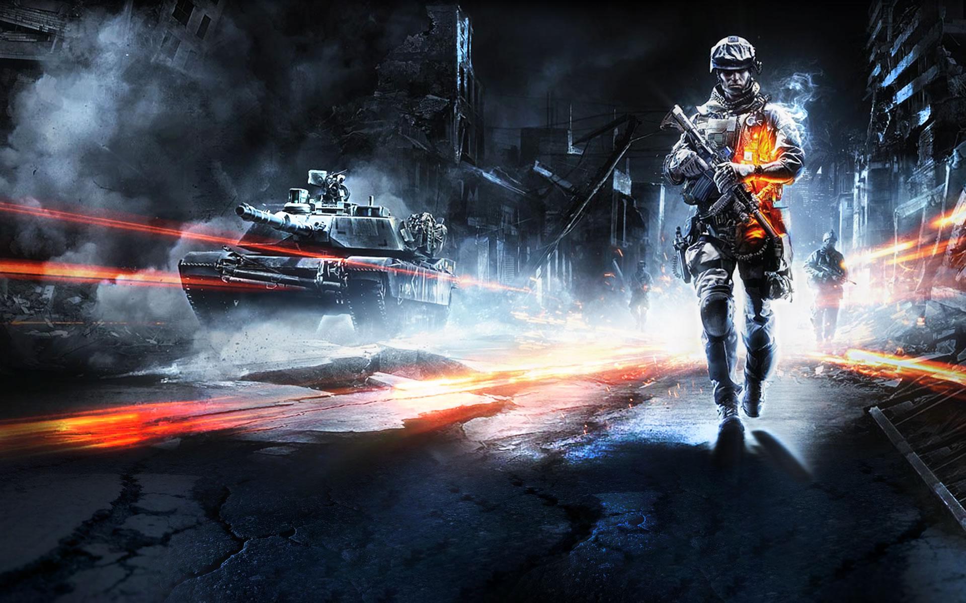 Battlefield 1 4k Ultra Tapeta Hd: Battlefield 3 Fondos De Pantalla