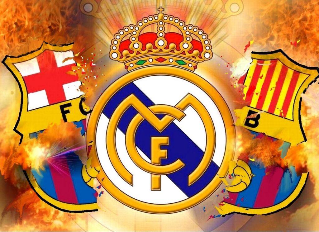 descargar imagenes de real madrid y barcelona