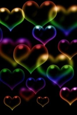 Wallpaper corazones