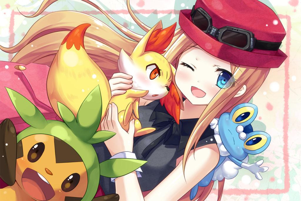 imagenes de fondo de pantalla de pokemon xyz