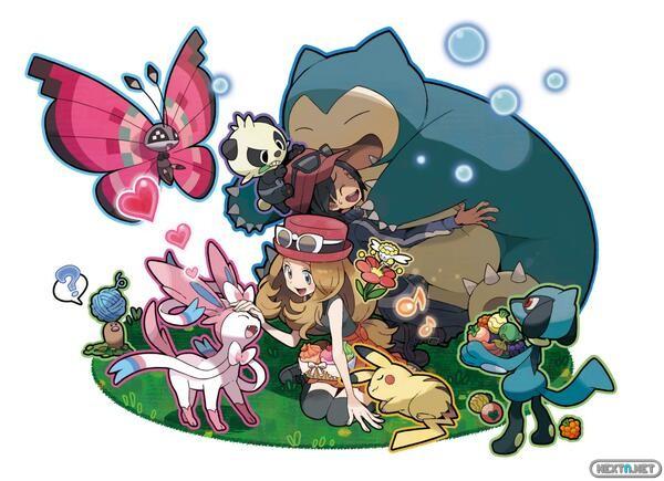fondos de pantalla de pokemon xy para pc