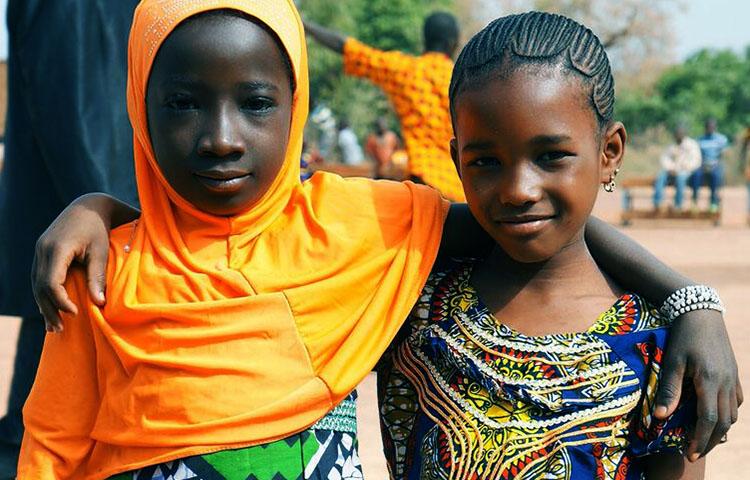 grupos étnicos Mali