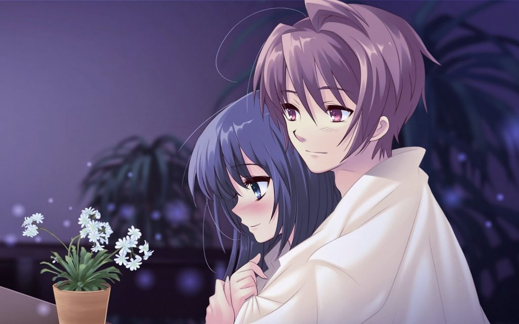 imagenes de anime de amor para descargar gratis