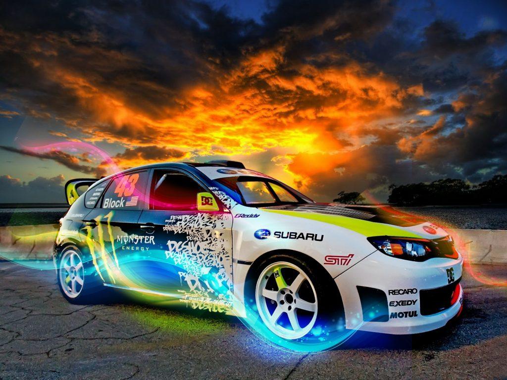 imágenes de autos deportivos para fondo de pantalla en 3d