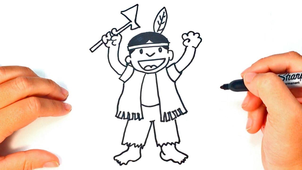 grupos étnicos para dibujar