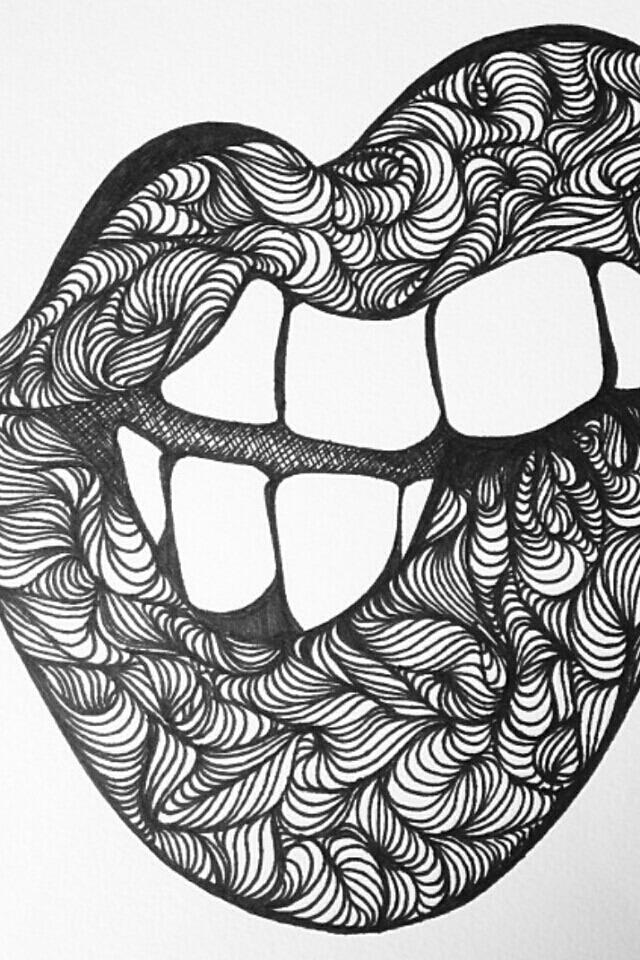 Tumblr Fondo de labios