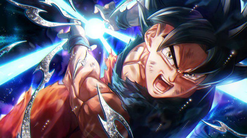 Wallpaper Goku Dragon Ball