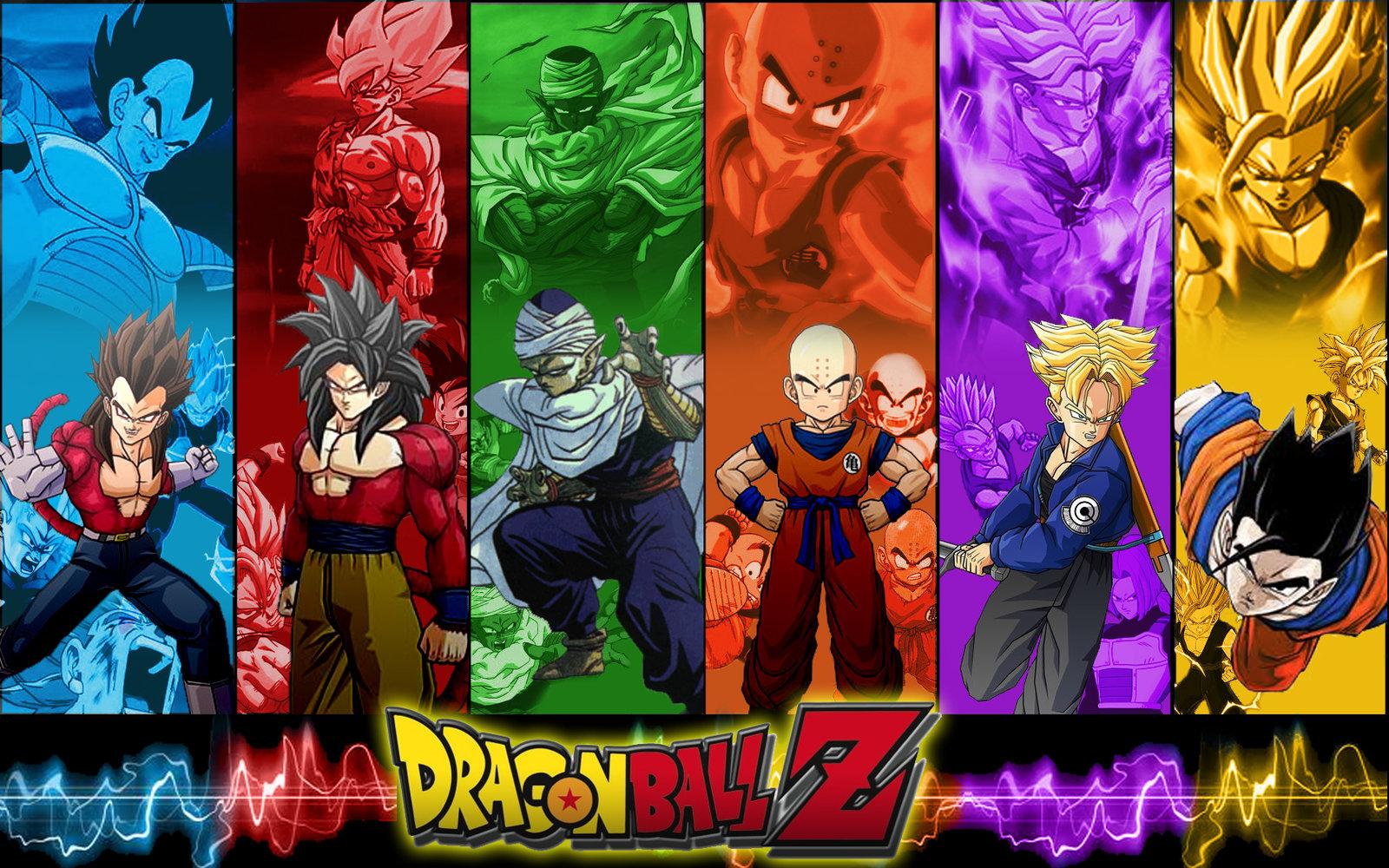 Fondo de pantalla Dragon Ball Z