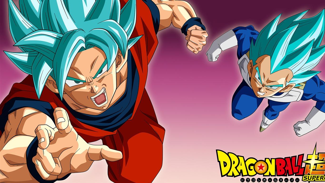 Wallpaper Goku y Vegeta