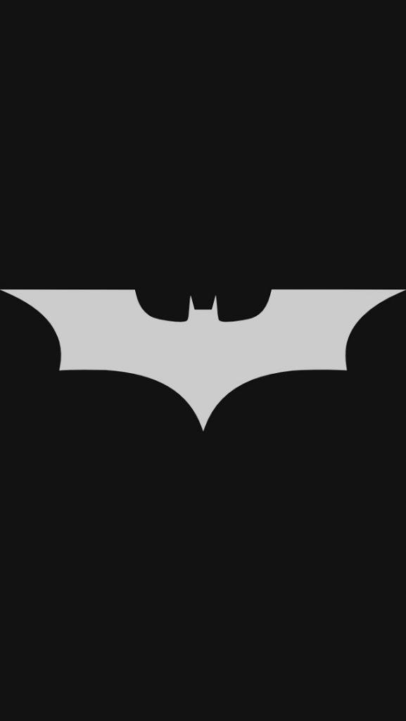 fondos para celular del escudo de batman