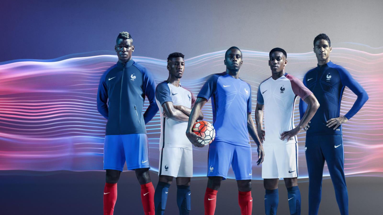 Wallpaper de jugadores de francia campeon de mundial futbol