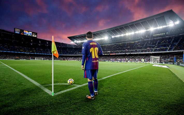 Fondo 4k de Leonel Messi