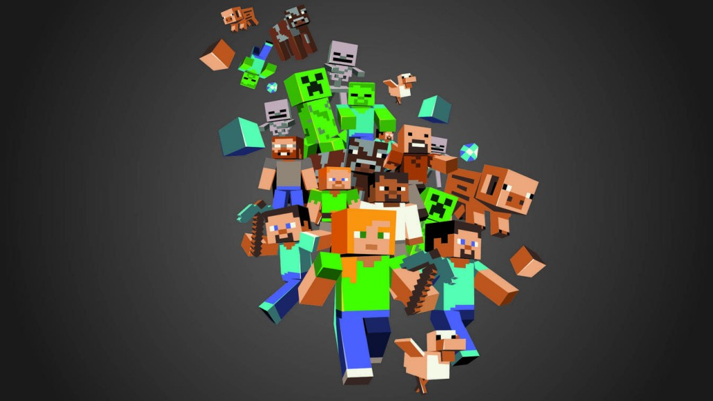 Minecon-minecraft-wallpaper