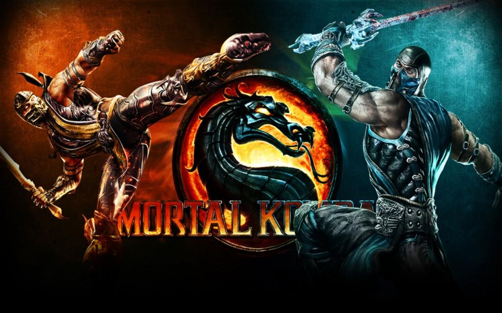 Mortal kombat 9fondos de pantalla