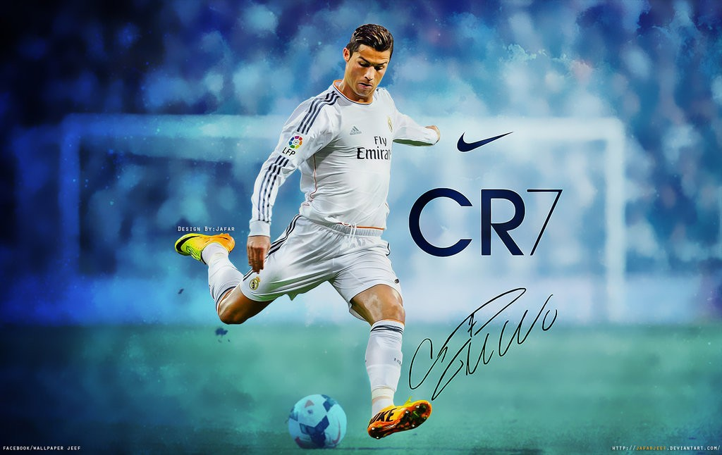 Wallpapers c.ronaldo real madrid