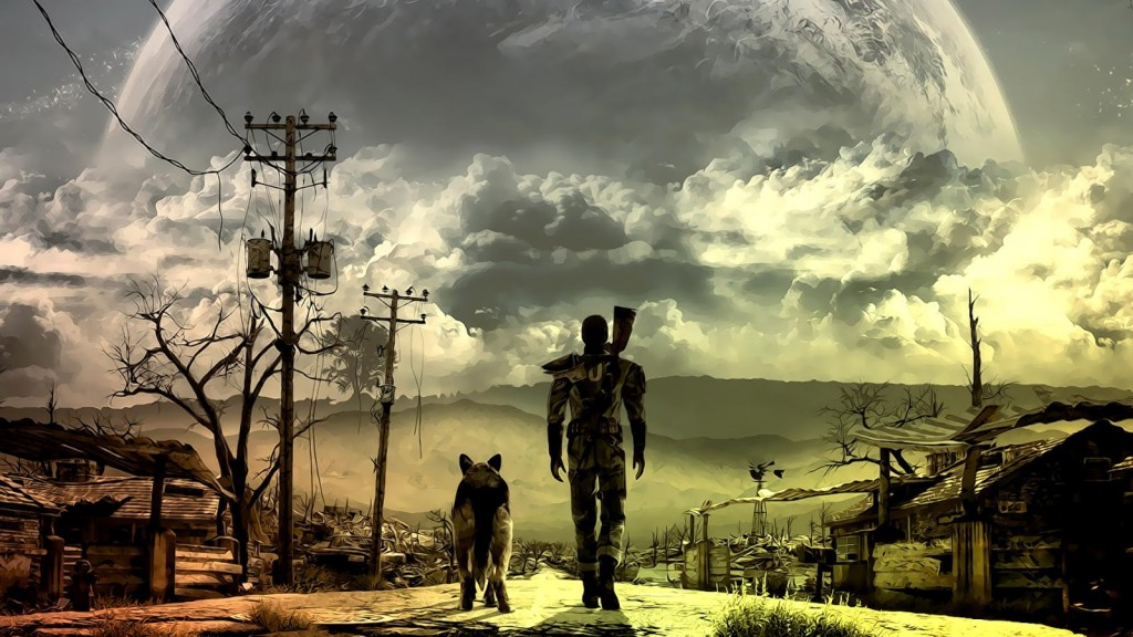 fallout 4 wallpaper 1