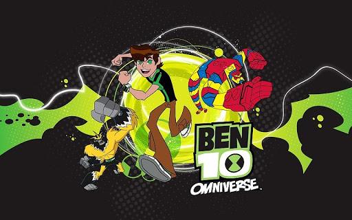 Fondo de pantalla Ben 10