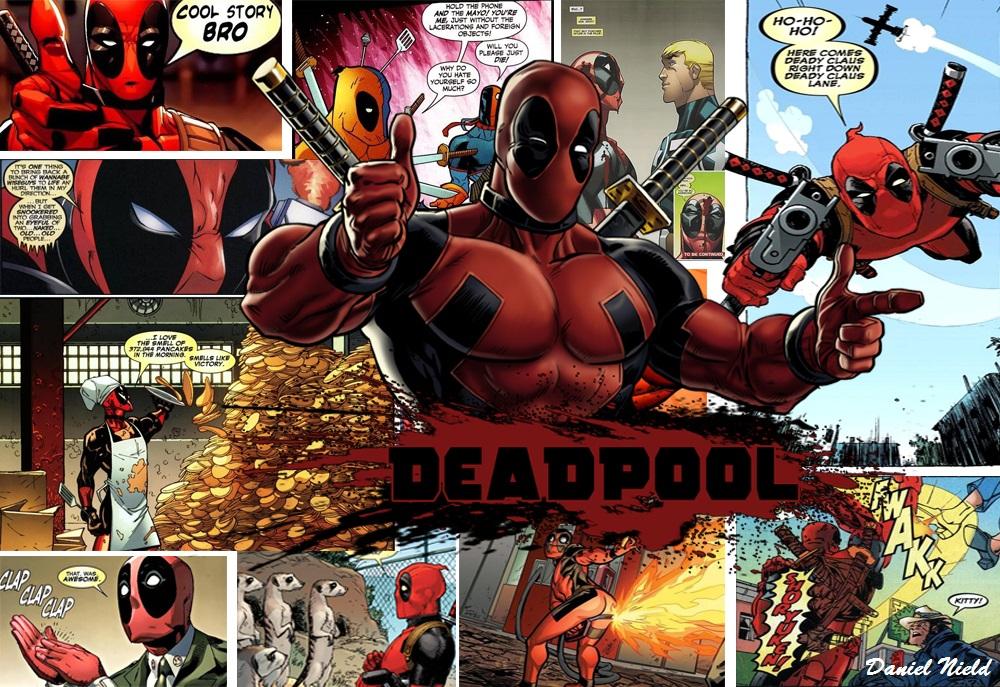 Comis de Deadpool