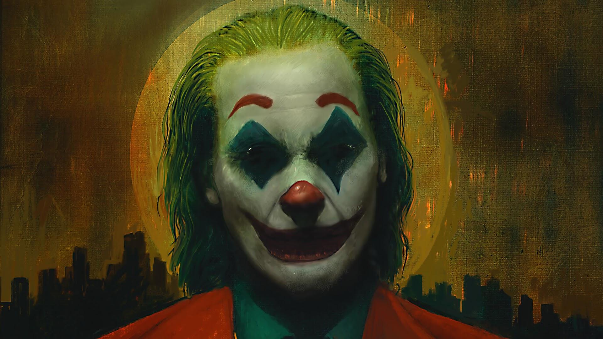 Fondo de pantalla Joker 2019