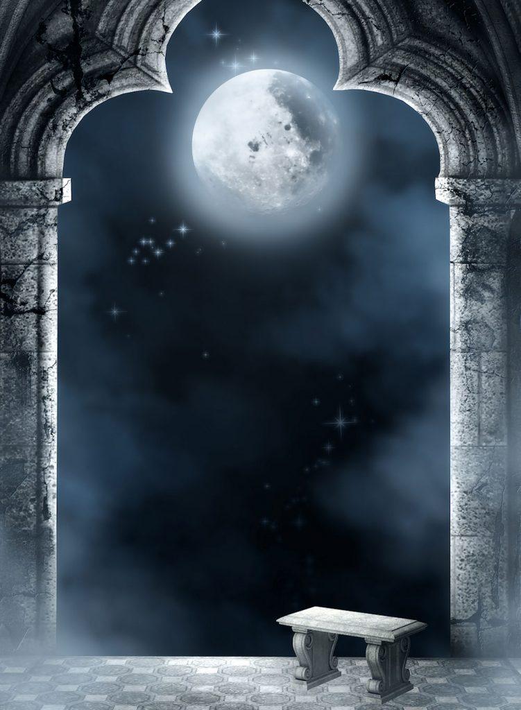 Fondos Halloween para Photoshop