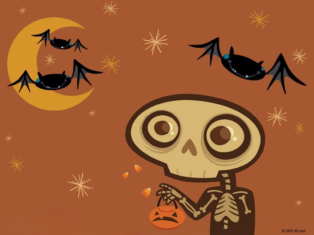 Fondos de Halloween para niños