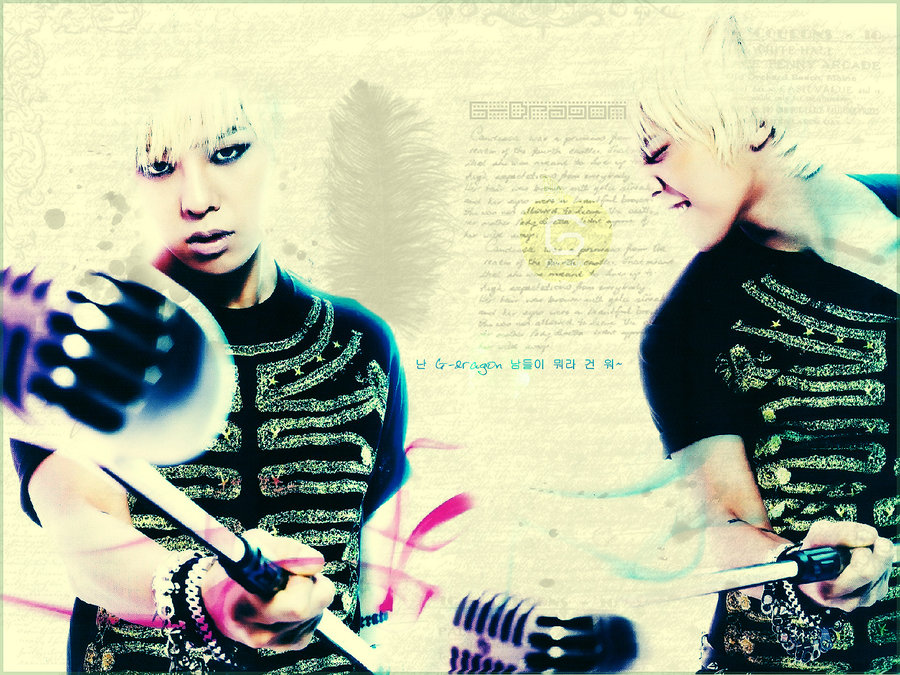 wallpaper g dragon 2013