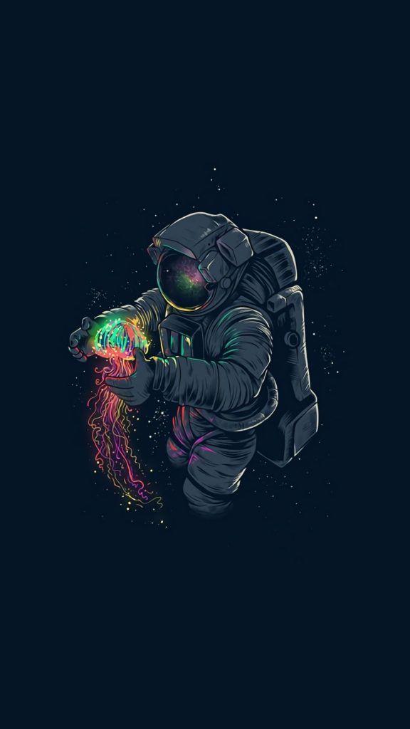 Fondo de pantalla Astronauta