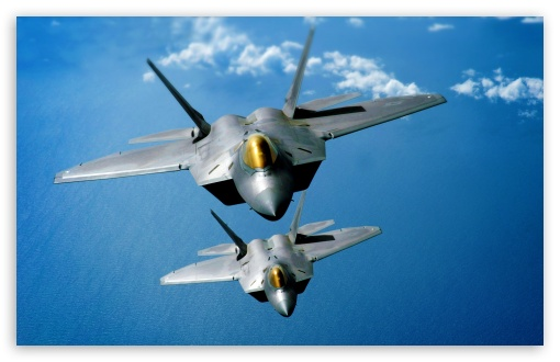 f 22 raptor desktop wallpapers