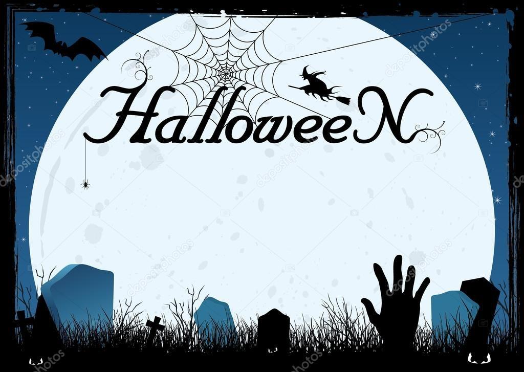 fondos halloween photoshop