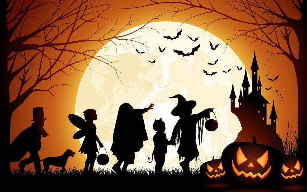 halloween fondos de escritorio