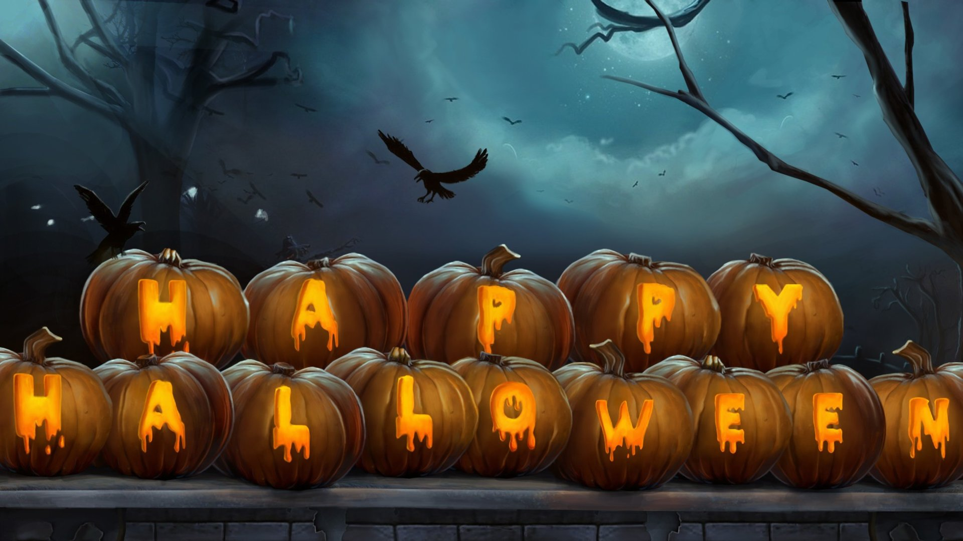 Wallpapers Halloween Fondos De Pantalla