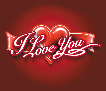 wallpapers i love you hd