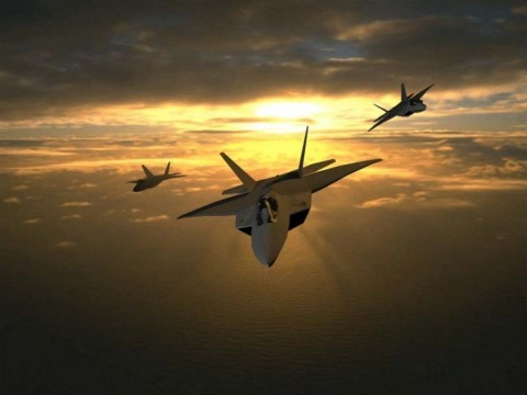 free wallpapers of f-22 raptor