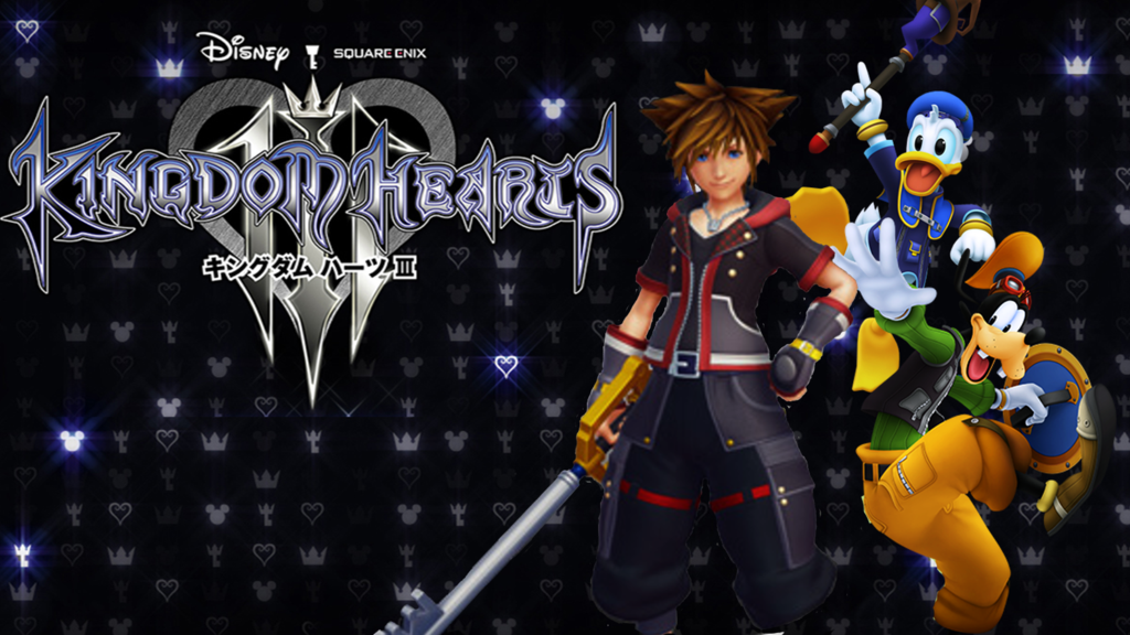 Wallpapers Kingdom Hearts