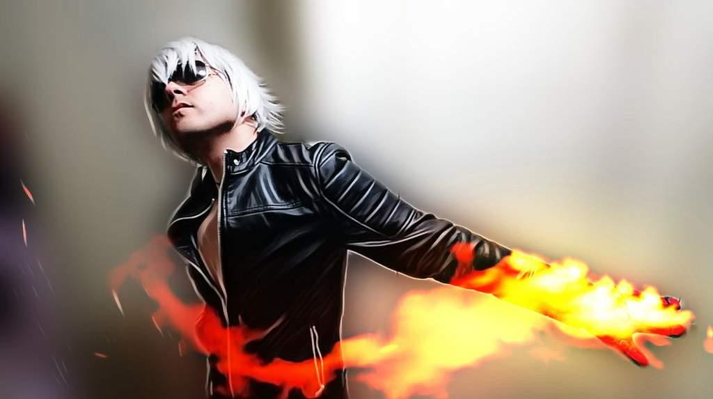 imagen de k dash cosplay