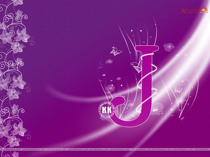 j alphabet wallpapers download
