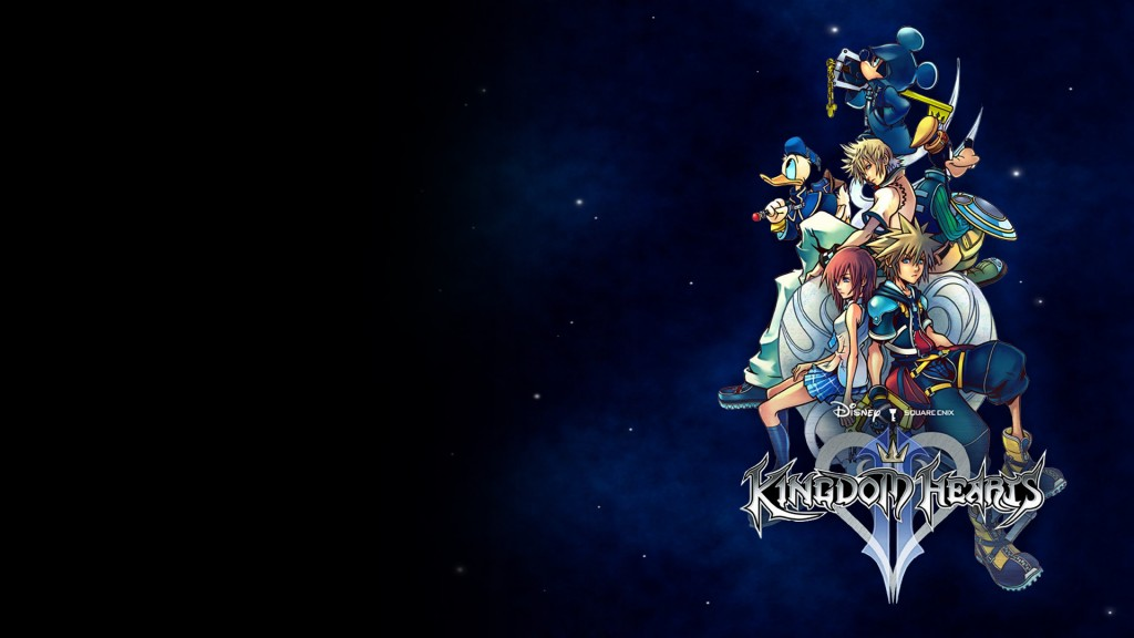 Wallpapers Kingdom Hearts hd