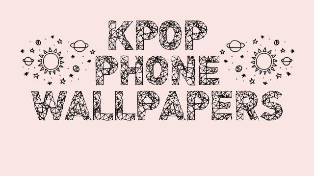 Wallpapers De Kpop Para Compu